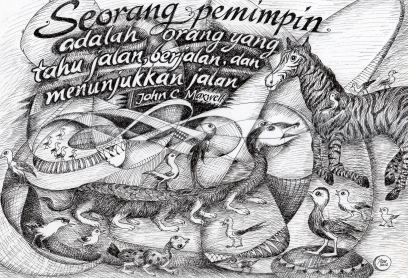 Sang Pemimpin (Karya Abd. Aziz Ahmad, 2012)