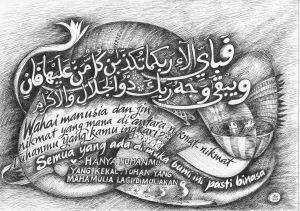 Nikmat Allah karya Abd. Aziz Ahmad, 2013
