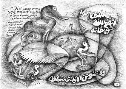 Taqwa karya Abd, Aziz Ahmad, 2014